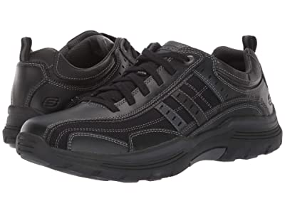 SKECHERS Relaxed Fit Expended Manden (Black) Men