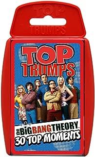 The Big Bang Theory Top Trumps Card Game