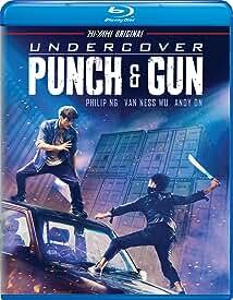MMA Thriller UNDERCOVER PUNCH & GUN arrives on Blu-ray, DVD, Digital June 8 from Well Go USA