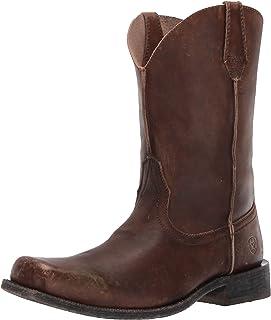 ARIAT Men's Rambler Leather Sole Western Boot