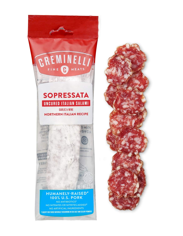 Creminelli Italian Salami 5.5 Virginia Beach Mall Ounce Sopressata San Jose Mall