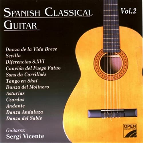 Spanish Classical Guitar de Sergi Vicente en Amazon Music - Amazon.es