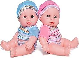 Amazon.co.uk: twin baby dolls