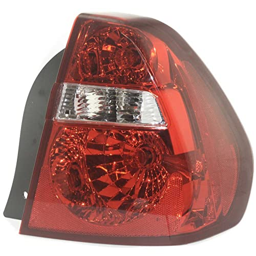 Tail Light for Chevrolet Malibu 04-08 Assembly Fwd Right Side