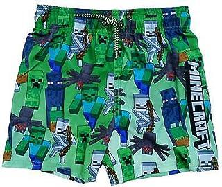 Pantalones cortos de natación para niños, troncos de playa con estampado de enredadera, boxeadores de agua de surf, tema d...