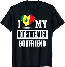 I Love My Hot Senegalese Boyfriend tshirt Senegal
