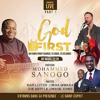 God First, Pt. 1 (Live)