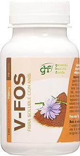 GHF - GHF Vientre Plano 100 comprimidos de 600 mg