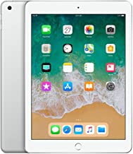 Apple 9.7in iPad (Early 2018, 32GB, Wi-Fi Only, Silver)...