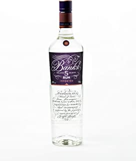Banks Rum Imported 5 Island 1 x 0.7 l