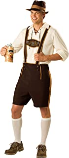 Fun World InCharacter Costumes Men's Bavarian Guy Costume