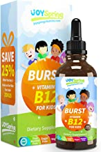 Burst B12 for Kids - Tasty Vitamin B Complex for Energy - Great Tasting Liquid Drops for Picky Eaters