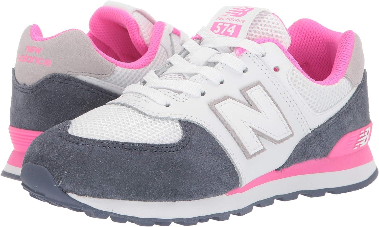 New Balance Kids' 574 V1 Summer Sport Lace-up Sneaker