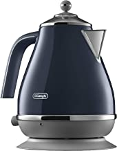 De'Longhi Icona Capitals Electric Kettle, Blue, KBOC2001BL