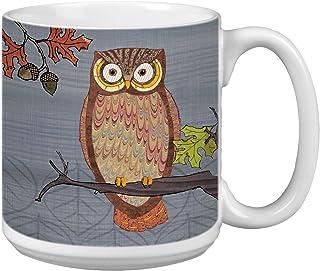 Tree-Free Greetings Coffee Mug, 20 oz, Multicolor