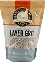 Scratch and Peck Feeds - Cluckin' Good Grit Supplement for Chickens and Ducks - 7-lbs