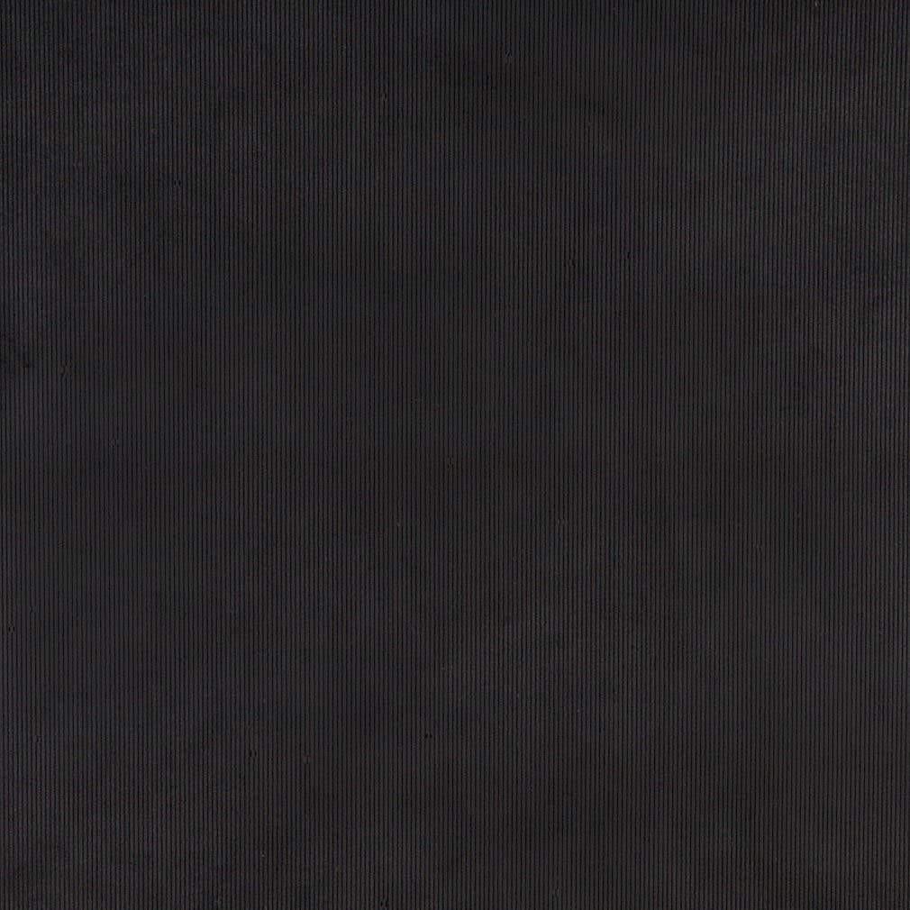 C184 Black Sale SALE% Easy-to-use OFF Thin Solid Corduroy Fabric Striped Upholstery Velvet