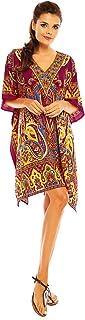 Maxi Kimono Túnica Caftán Grande para Damas