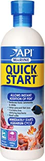 API Quick Start Nitrifying Bacteria, for Freshwater and Saltwater Aquarium