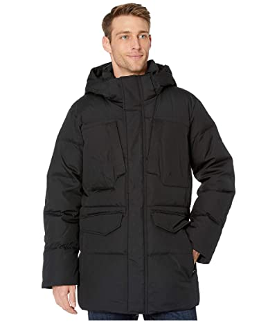 NAU Waxen Down Jacket (Caviar) Men