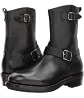 COACH - Moto Boot Leather