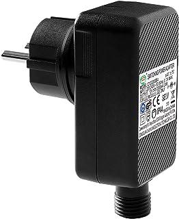 Azhien Adaptateur LED pour éclairage de Jardin, Alimentation LED IP44 pour Projecteurs de Jardin 12V DC 1 Pack (Convient U...