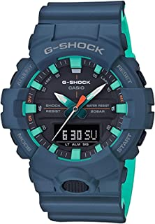 CASIO G-SHOCK GA-800CC-2 AJF [Special Color Navy Blue/Saxe Blue]