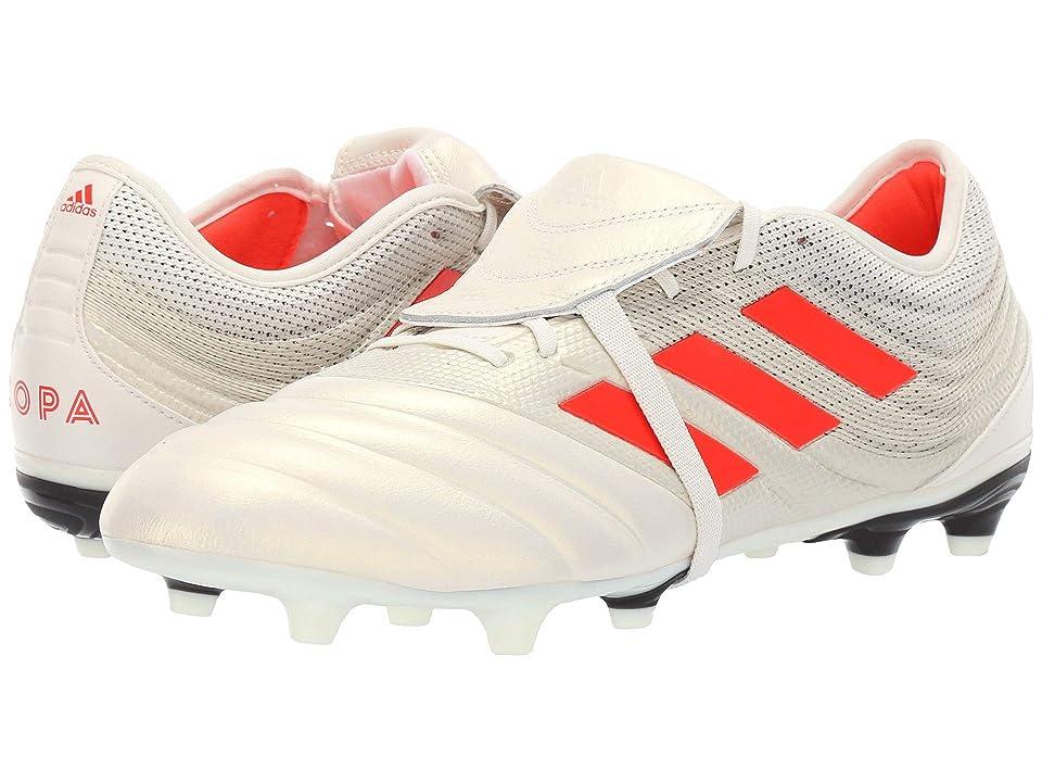 adidas Copa Gloro 19.2 FG (Off-White/Solar Red/Core Black) Men