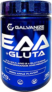 Galvanize Chrome EAA + Gluta Green Apple 270 Gm