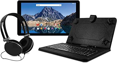 """$79 » Ematic 10.1"""" Android 8.1 Tablet BLK"""