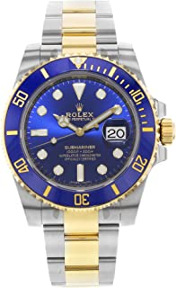 Rolex Submariner Automatic-self-Wind Male Watch 116613 (Certified Pre-Owned)
