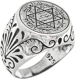 secret seal of solomon ring