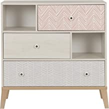 GAMI Alika Chest with 3 Drawers, 1G71160