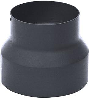 Reductor 150 en 125mm-reducción reducción wickelfalz tubo redondo galvanizado