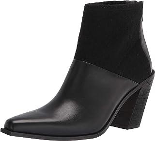 حذاء نسائي أنيق للكاحل من CHARLES DAVID، أسود، 6. 5
