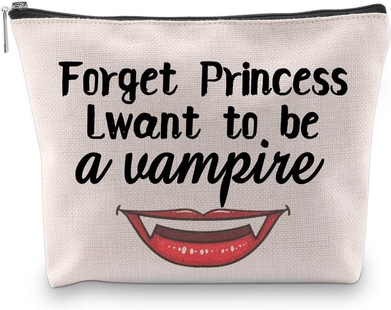 POFULL The Vampire Diaries Inspired Over item handling ☆ Fandom Gift El Paso Mall Makeup B