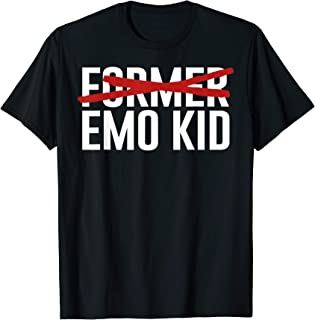 Former Emo Kid T-Shirt