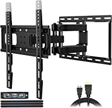 TV Wall Mounts TV Bracket for Most 26-65 Inch LED,LCD Flat Screen Curved TVs,JUSTSTONE Full Motion TV Wall Mount with Tilt...