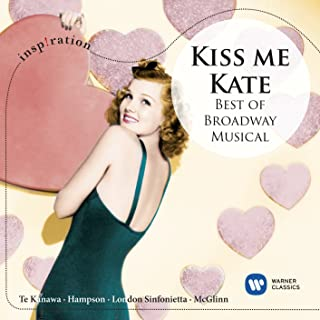 Kiss Me Kate Best Of Broadway Musical