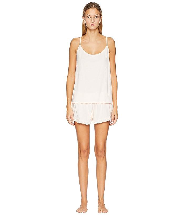 Skin Natural Skin 1 Cami and Shortie Gift Set (Pearl Pink) Women