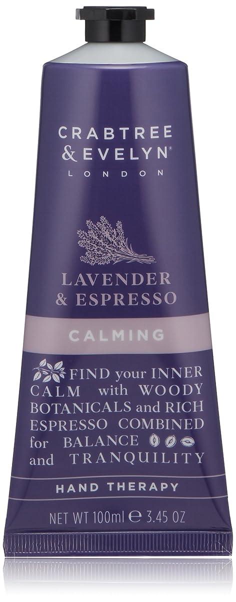 実際レトルト老朽化したクラブツリー&イヴリン Lavender & Espresso Calming Hand Therapy 100ml/3.45oz並行輸入品