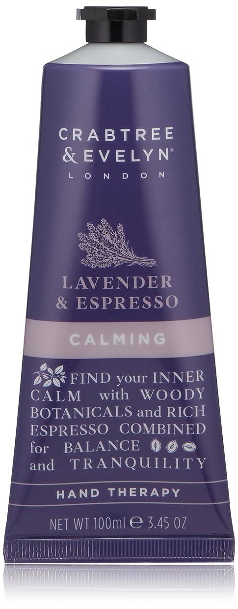 タンパク質最大の真夜中クラブツリー&イヴリン Lavender & Espresso Calming Hand Therapy 100ml/3.45oz並行輸入品