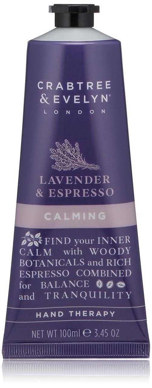 オーケストラ確実ダンプクラブツリー&イヴリン Lavender & Espresso Calming Hand Therapy 100ml/3.45oz並行輸入品