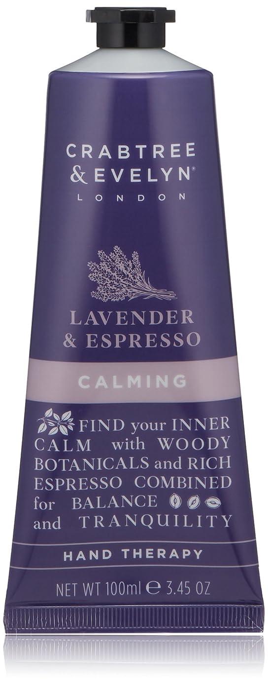 ニッケル不健全注目すべきクラブツリー&イヴリン Lavender & Espresso Calming Hand Therapy 100ml/3.45oz並行輸入品
