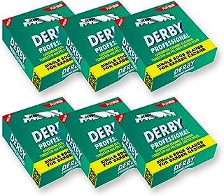 600 half scheermesjes Derby Professional voorgestanst
