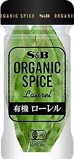 S&B ORGANIC SPICE 有機ローレル 3g