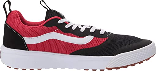 (Two-Tone) Black/Red