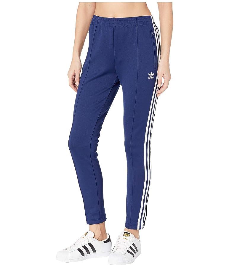 消費マート腕[adidas(アディダス)] レディースパンツ?ジャージ?レギンス SST Track Pants Dark Blue XL [並行輸入品]