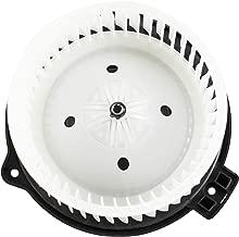 MYSMOT HVAC Blower Motor Fan Assembly for 2001-2007 Toyota Sequoia / 2003-2006 Toyota Tundra 87103-0C022 700063