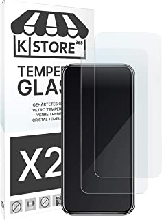 2 Stycken, Härdat Glas För Huawei P40, 9H Hårdhet, Skärmskydd, Härdat Glas, Självhäftande Glas, 2,5D Rundad Kant För Huawe...